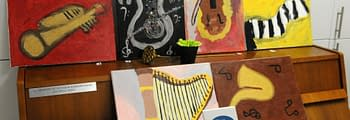 2nd annual Art & Music Night